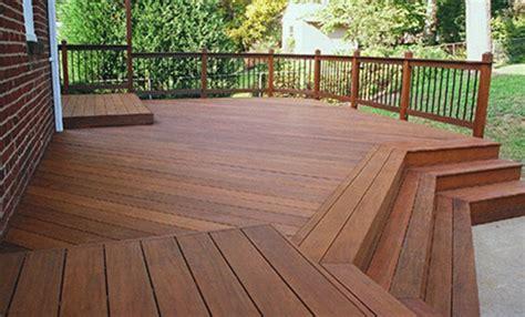 deck de madeira dicas  fotos dicas legais
