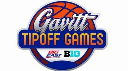 Games Gavitt Fox College Tipoff Hoops Ten