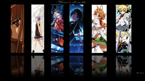 Anime Collage Wallpaper Hd - collage anime wallpapers hd