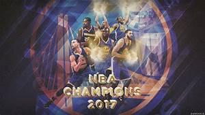 NBA - Golden State Warriors - Champions 2017 by dunkakis ...