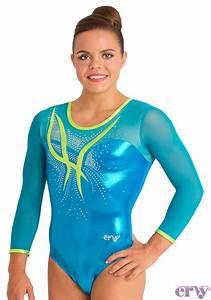 Leotard, Gymnastics Leotard, Competition Leotard Thalita-2 ...