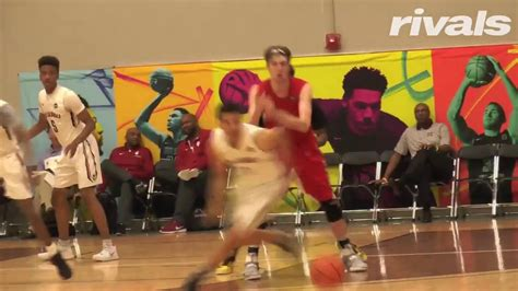star cole anthony highlights  eybl session