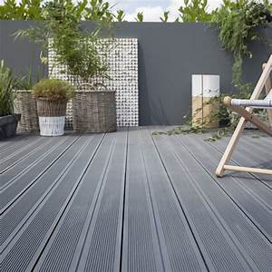planche composite grafik 2 gris ardoise l240 x l186 With photo carrelage terrasse exterieur 18 decoration amp eclairage leroy merlin