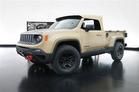 jeep concept 2016 jeep trailcat concept headlines 2016 moab easter safari
