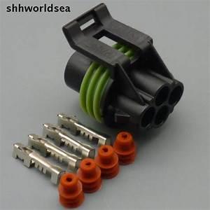 Shhworldsea 5  30  100sets 4pin 4way 1 5mm Auto Oxygen
