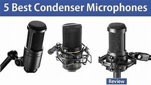 Condenser Microphones  5 Best Condenser Microphones In