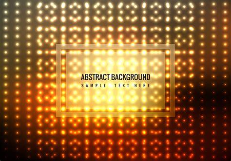 glowing dots vector background   vector