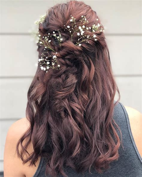 beautiful prom hairstyles  long hair