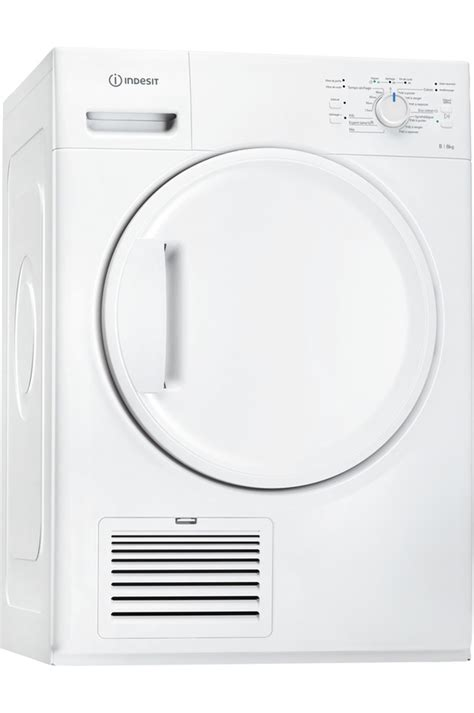 s 232 che linge 224 condensation 8kg indesit cmc
