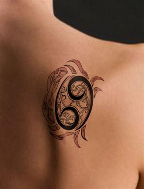 Zodiac Sign Tattoos; Cancer Tattoos  Best Tattoos 2017