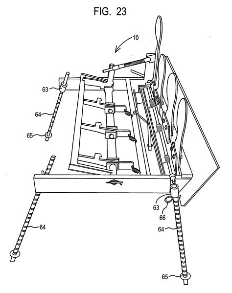 patent  automatic reset target plate rack google patents