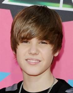 Justin Bieber39s Pixie Haircut With Bangs