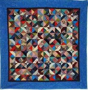 Hidden Pinwheel Quilt Pattern
