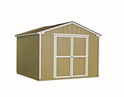 handy home princeton 10 10 shed