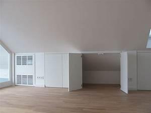 Möbel Für Dachschrägen Selber Bauen : stauraum unter der dachschr ge schreinerei bund haus pinterest dachschr ge stauraum und ~ Markanthonyermac.com Haus und Dekorationen