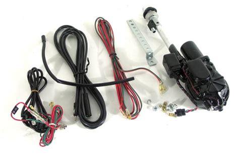Corvette Power Antenna Conversion Kit