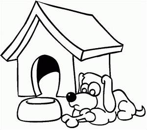 9+ Dog Coloring Pages | Free & Premium Templates