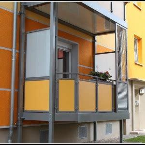 Sichtschutz Seite Balkon by Seiten Sichtschutz Balkon Ohne Bohren Balkon Hause