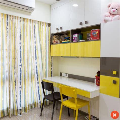 homelane cozy indian homes   study table designs