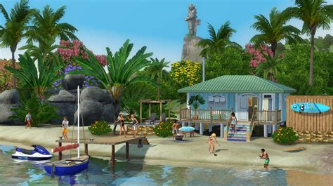 The Sims 3: Tips on how to make Island Paradise playable