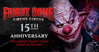 Haunted Attractions In Paris by Vegas Scariest Haunted House Attraction Fright Dome