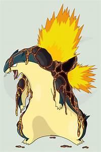 Pokemon Mega Typhlosion Images | Pokemon Images