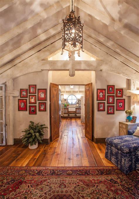 cuisine authentique maison rustique à l intérieur en bois et ambiance bien
