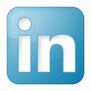 Social linkedin box blue Icon | Social Bookmark Iconset ...