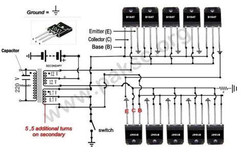 Amplifier Circuit Diagram Images