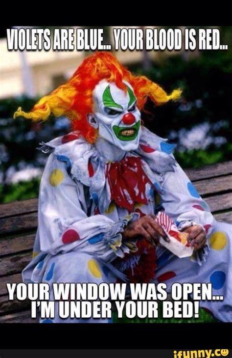 clown poems