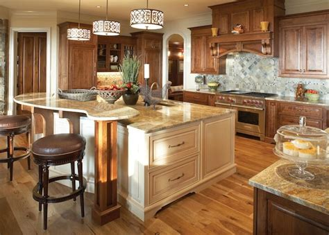 two kitchen islands 64 deluxe custom kitchen island designs beautiful