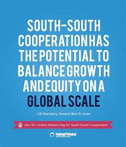 United Nations ... International Cooperation Quotes
