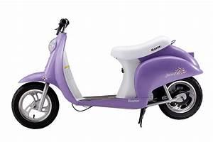 Razor Pocket Mod - Sweet Pea 250 Watt Electric moped Scooter