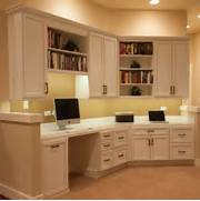 Cabinets For A Desk By Cabinets By Trivonna Lacey WA Woodworking Custom Builtin Desk Plans PDF Free Download Home Office Desk And Built In Cabinets McLean VA Home Office Design With Mahogany Custom Cabinets Traditional Home