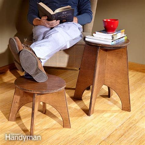 stool   jigsaw  family handyman