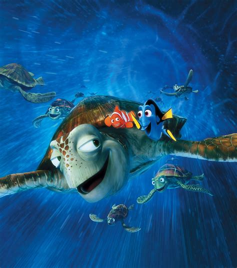Finding Nemo, Disney, Walt Disney, Movies, Fish, Animation