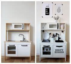 Ikea Duktig Folie : ikea duktig kitchen diy ikeahack barnad t pinterest kitchens playrooms and room ~ Frokenaadalensverden.com Haus und Dekorationen