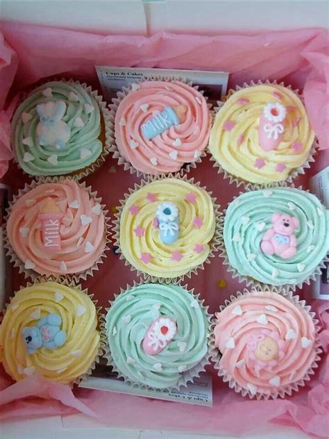 Baby Boy Baby Shower Theme Ideas by Best 25 Cupcakes For Baby Shower Ideas On Pinterest