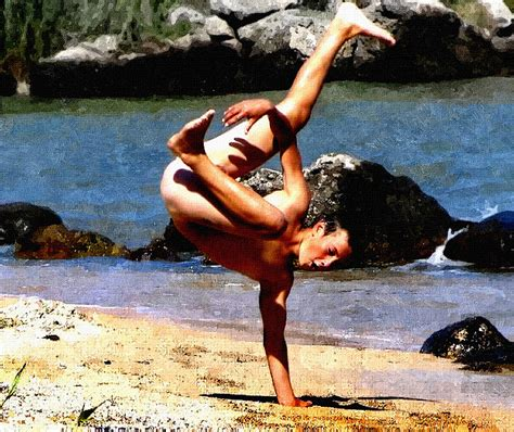 Vittorio Carvelli At The Beach