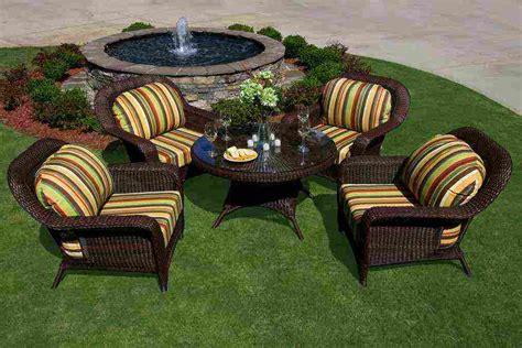 brown wicker outdoor furniture decor ideasdecor ideas