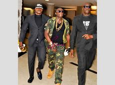 Pictures Of Terry G With His Bodyguards Celebrities