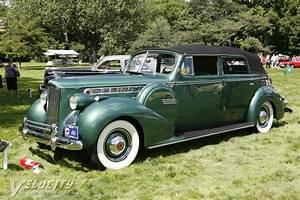 Picture of 1940 Packard 1807 convertible sedan