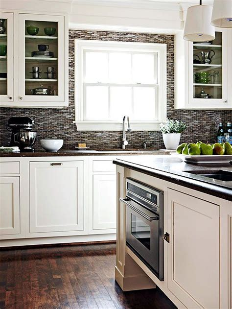 kitchen decorating  design ideas backsplash  white