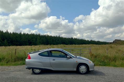 2001 Honda Insight by 5 000 In Our Used 2001 Honda Insight Hybrid