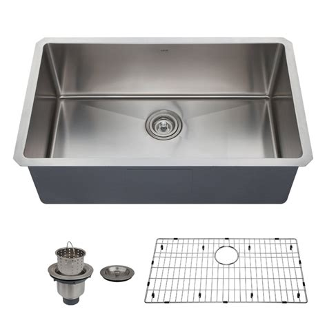 single sinks kitchen best single bowl kitchen sink reviews buying guide bkfh 2250