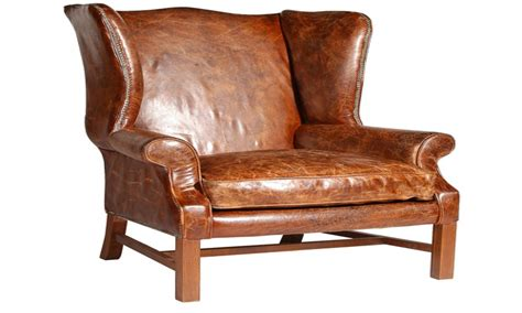 leather wingback chairs design ideas leather wingback