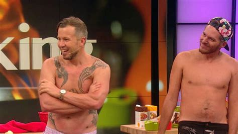 chefs   clothes  naked cooking   rachael ray show