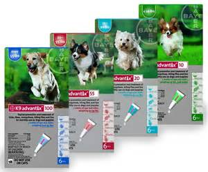 advantix for cats flea and tick