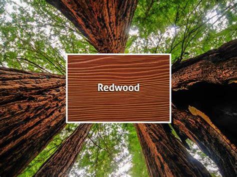 redwood color redwood siding allura cement siding color review