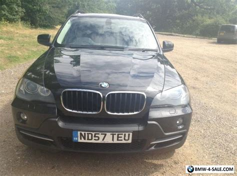Bmw X5 2007 For Sale by 2007 Four Wheel Drive X5 For Sale In United Kingdom